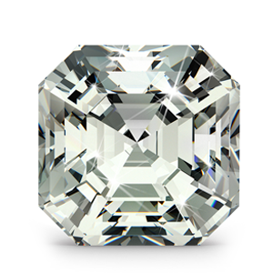 Asscher Shape Diamond