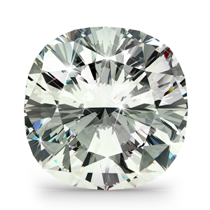 Cushion Shape Diamond